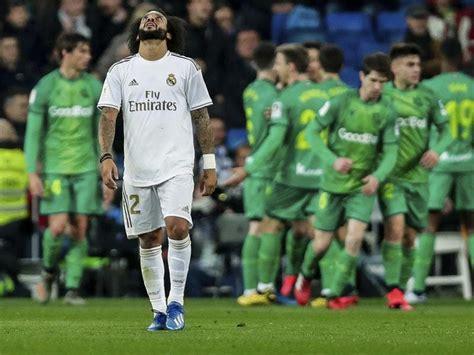 Zinedine Zidane urges Real Madrid to bounce back from Copa ...
