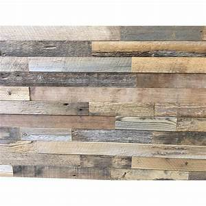 reclaimed barnwood brown natural 3 8 in thick x 2 in w x With barn wood reclamation