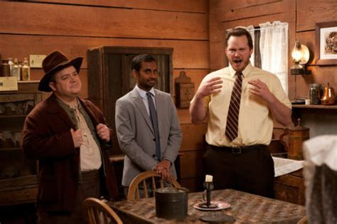 patton oswalt parks and rec episode parks and recreation quot article two quot review ign