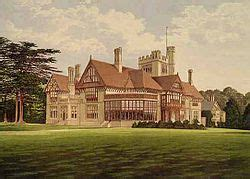 cowdray park west sussex wikipedia