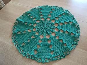 Tuto Sapin De Noel Au Crochet : tuto nappe sapin de noel au crochet 1 2 ~ Farleysfitness.com Idées de Décoration