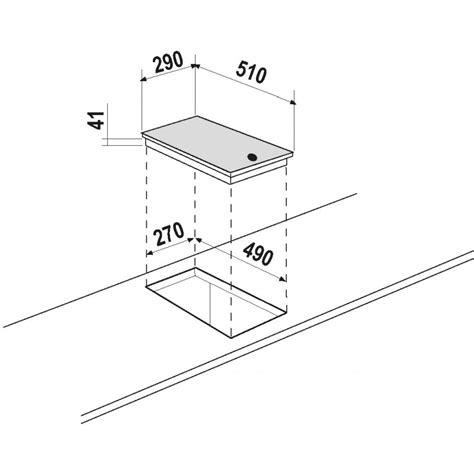 piani cottura schock piano cottura a induzione schock domino pc30 30 cm smeg