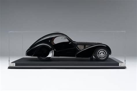 It was the second atlantic coupe built, destined to become the company's brochure, display, and test car. Bugatti 57SC Atlantic (1936) 'La Voiture Noire' - Amalgam Collection
