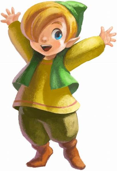 Gulley Link Between Worlds Characters Zelda Albw