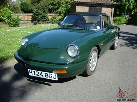 1991 Alfa Romeo Spider S4 *** Immaculate Condition