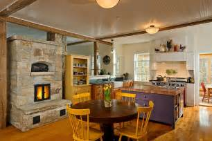 Fireplace In The House by Trends Give Your Kitchen A Sizzling Makeover With A