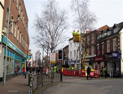 bromsgrove town centre improvements  roy hughes cc