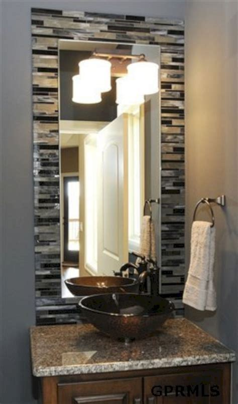 Tiled Bathroom Mirrors by 33 Amazing Mirror Bathroom Tiles For Bathroom Looks