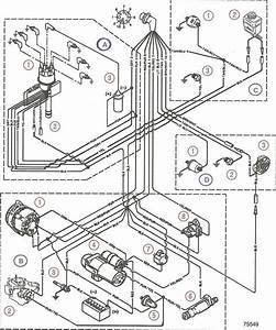 Mercruiser 4 3 Wiring Diagram Mercruiser 4 3 Engine