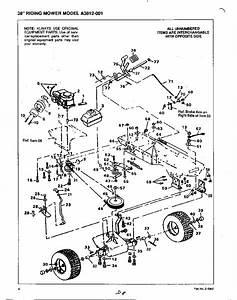 Noma Garden Tractor Parts