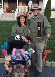 Safari Costume Diy Baby Elephant And The Safari Family Costume