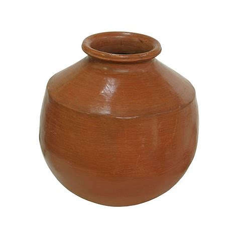in a pot water clay pot matka small subhlaxmi grocers
