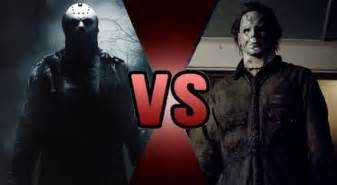 Jason Voorhees Vs Michael Myers By FEVG620 On DeviantArt Drawings