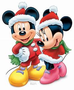Minni Und Micky Maus : mickey mouse and minnie mouse christmas ~ A.2002-acura-tl-radio.info Haus und Dekorationen