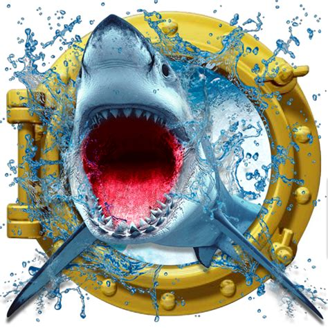 Amazon.com: Crazy Shark Attack 3D: Appstore for Android