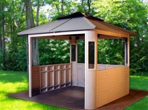 gazebo covers size considerations  design ideas