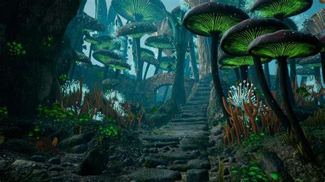 CGMEETUP - Mushroom World by Yenifer Macias