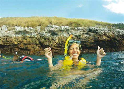 Banana River Pontoon Boat Ride by Xtreme Panam 225 Snorkel At The Island