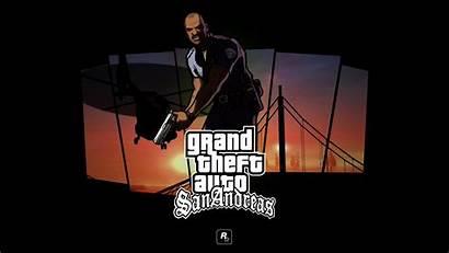 Gta Andreas San Theft Grand Wallpapers Rockstar