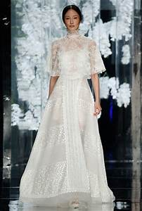 favorite wedding dresses from barcelona bridal week With current wedding dress styles
