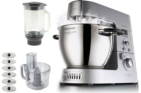 kenwood cuisine cuiseur kenwood cooking chef km089 premium 8871000