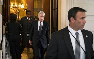 Mueller signals he'll seek Trump interview | The Seattle Times