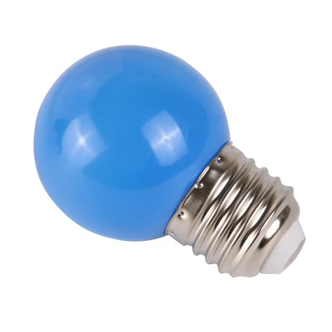 energy saving led light bulb l ac 220v colorful