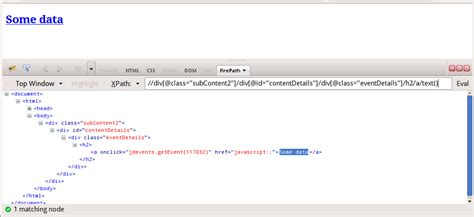 Javascript Add Class To Div Scrap Data Through Xpath From Div That Contains Javascript