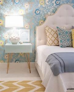 tapisserie chambre ado fille chambre pour ado fille de 12 With tapis chambre bébé avec bouquet de fleurs 50 ans
