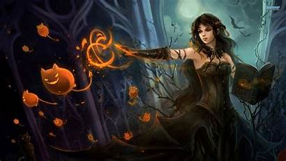 Witch Desktop Wallpapers Iphone Phone Mobile Wallpapertag