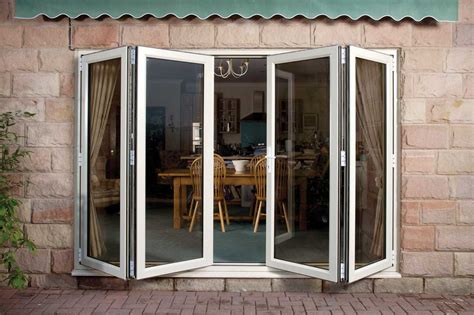 saje upvc bi fold doors  hampshire dorset sussex surrey