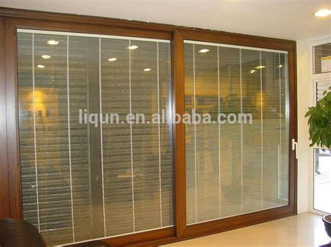 cheap building construction glass sliding doors