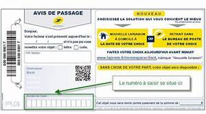 Avis De Passage : aide en ligne la poste ~ Medecine-chirurgie-esthetiques.com Avis de Voitures