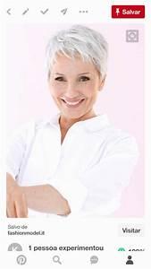 Coupe Courte 2019 Femme : coupe cheveux court femme 2018 650 meilleures images du tableau cheveux gris en 2019 coiffure ~ Farleysfitness.com Idées de Décoration