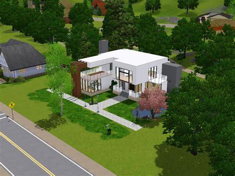 desain rumah mewah  sims  interior rumah