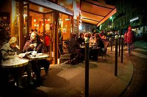 Street Cafe Night | www.pixshark.com - Images Galleries ...