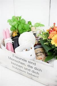 Geschenkideen Für Die Beste Freundin : eine kiste f r die beste freundin titatoni blog diy food lifestyle ~ Orissabook.com Haus und Dekorationen