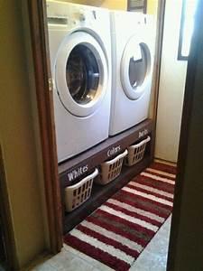Schrank Für Schmutzwäsche : ber ideen zu trockner auf waschmaschine auf pinterest waschmaschine begehbarer ~ Bigdaddyawards.com Haus und Dekorationen