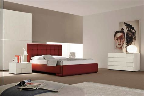 contemporary bedroom sets made in italy modern eco leather bed vg luxury modern