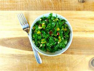 Pine Nut And Parsley Salad
