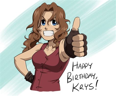Birthday T For Krys By Hitantenshi On Deviantart
