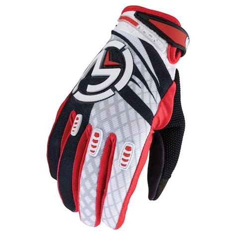 motocross gear clearance red black