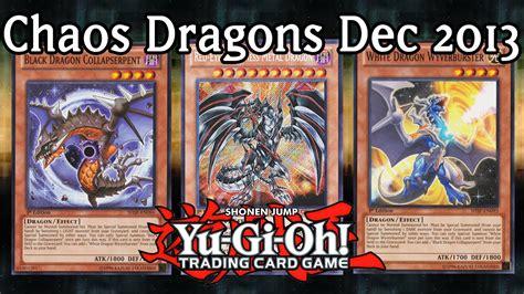 chaos emperor deck 2014 white black chaos dragons 2014 banlist yu gi oh deck