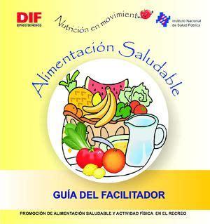 calameo alimentacion saludable guia del facilitador