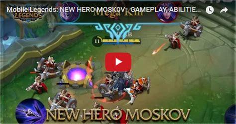 hero update moskov   marksman   bp mobile