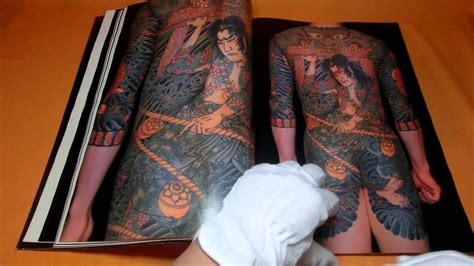 japanese tattoo  horiyoshi  photo book japanirezumi