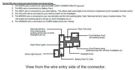 Headlight Switch Camaro