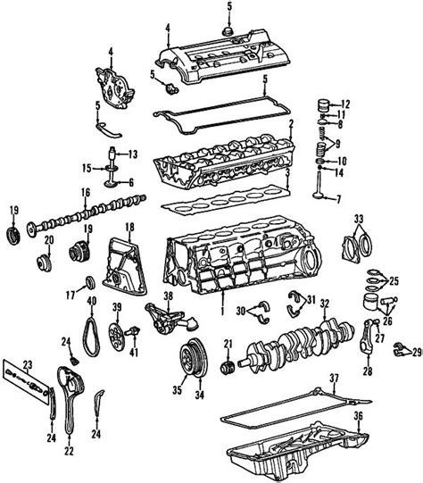 Mb Engine Diagram by 1997 Mercedes E320 Parts Mercedes Parts