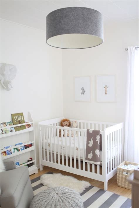 Licht Kinderzimmer by 20 Extremely Lovely Neutral Nursery Room Decor Ideas That