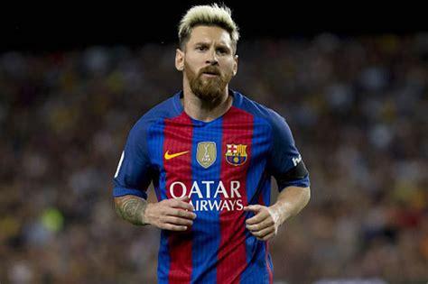 man city  barcelona lionel messi set  return